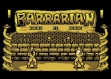 logo Emulators BARBARIAN [ATR]